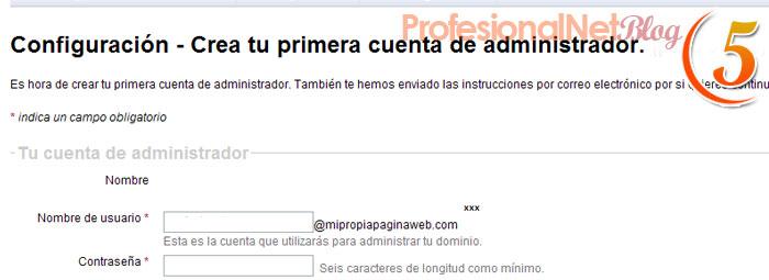 Google Sites - QuintoPaso