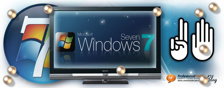 Diez perlas escondidas en Windows 7