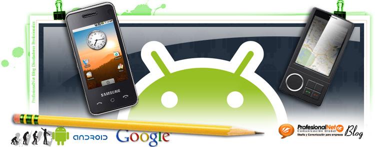 Android 2.0 el sistema operativo de Google