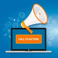 Call to Action (CTA) es cualquier llamada, visual o textual, que lleve al lector o visitante de una página a realizar una acción