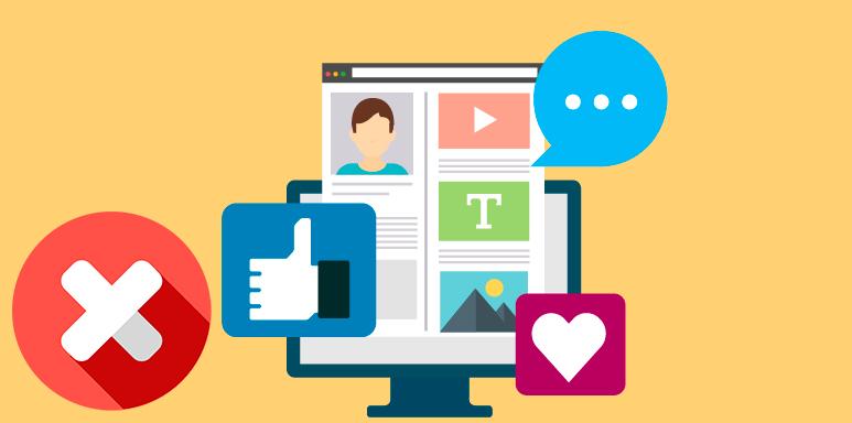 Incrustas tus redes sociales en tu página web