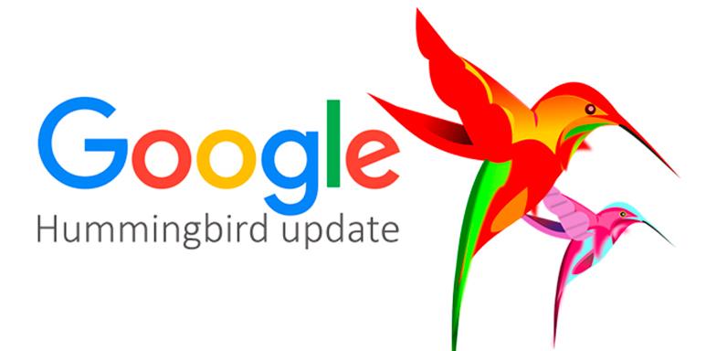 Algoritmo Google Hummingbird - Colibrí