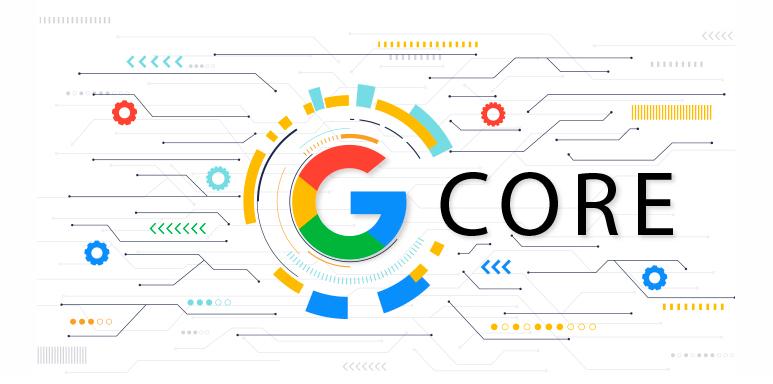 Algoritmos Google Core - Actualizaciones del núcleo