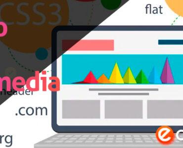 El diseño web multimedia