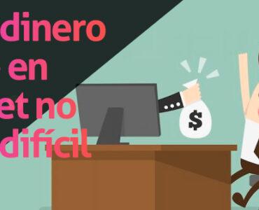 Ganar dinero online en Internet no es tan difícil