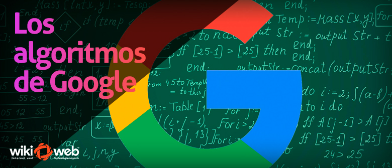 Los algoritmos de Google