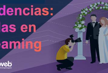 Matrimonio en streaming