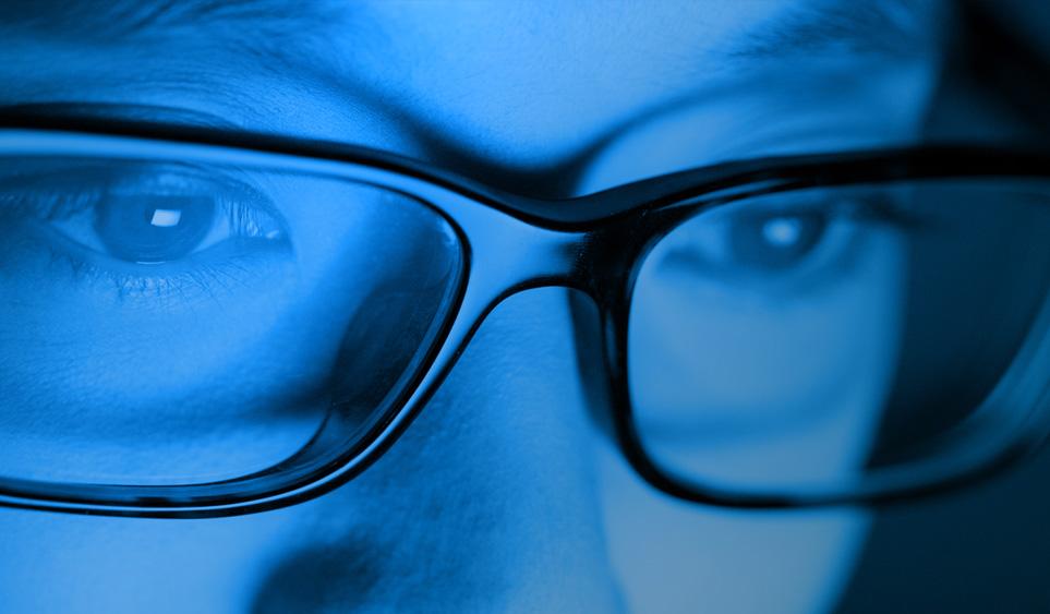 Podemos filtrar el 100% de la luz azul